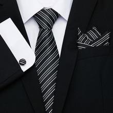 2019 Vangise 42 Colors Paisley 100% Silk Ties For Men Gifts Wedding Necktie Gravata Handkerchief Set Business Groom
