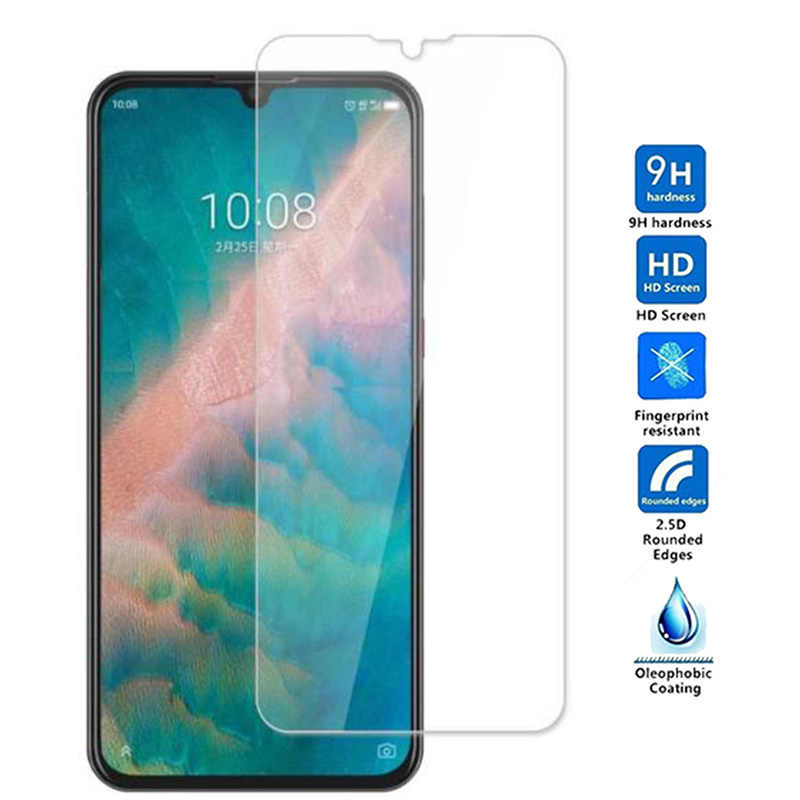 Tempered Glass For ZTE BLADE V10 6.3 Screen Protector 2.5D 9H Tempered Glass For ZTE Axon 10 Pro 5G 5.47 Protective Film