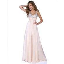 Feitong Women Sexy Spaghetti Strap Sequined Prom Ball Evening Party Formal Gown Long Maxi Dress vestido de festa