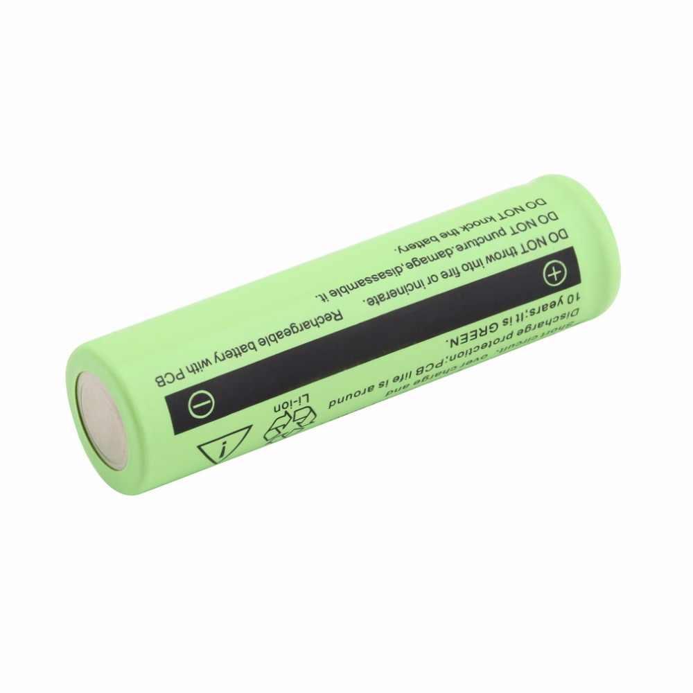 18650 Li-Ion 5800 mAh Емкость 3,7 V Аккумуляторная батарея для светодиодный факельные фонарики синие аккумуляторные батареи