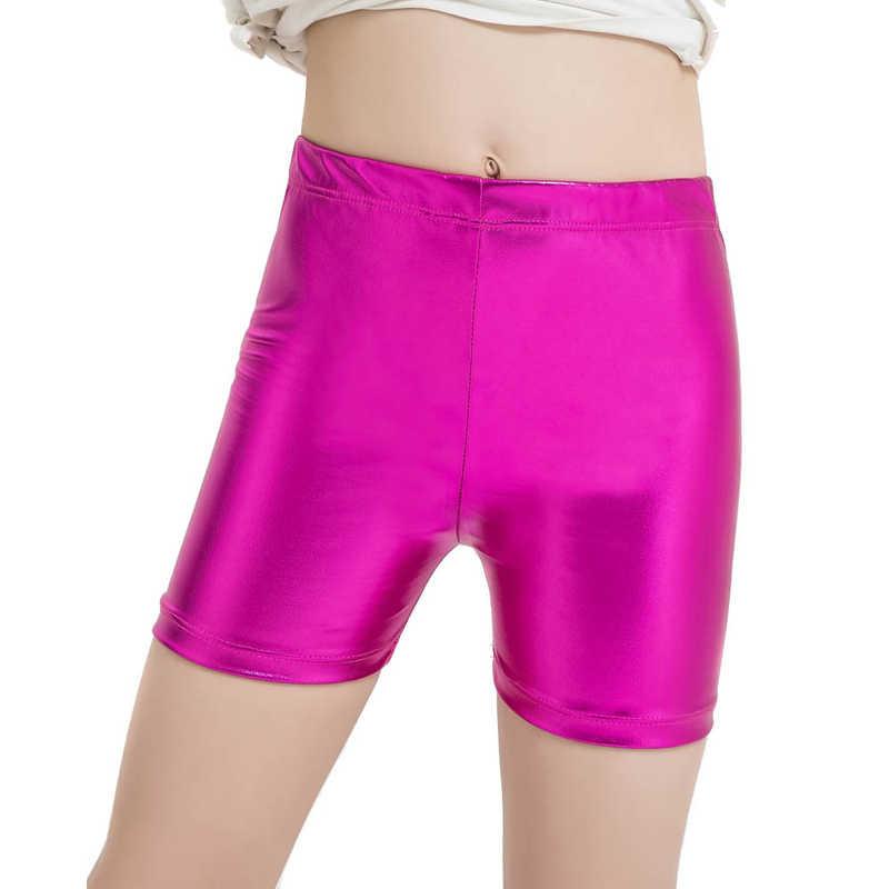 1307d2403 Detail Feedback Questions about Summer Little Girl Shorts Metallic ...