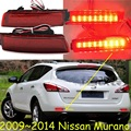 Murano breaking light,2009~2014,Free ship!LED,Murano rear light,LED,2pcs/set,Murano taillight;infiniti FX37,teana,Sunny,March