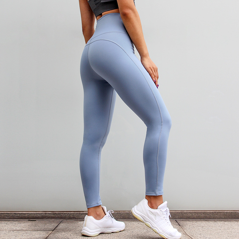 2018 Push up high waist leggings for fitness polyamide good quality legging women sportswear athleisure breathable jeggings