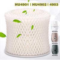 Livraison gratuite d'origine OEM HU4101 filtres d'humidificateur, bactéries filtrantes et échelle pour Philips HU4901/HU4902/HU4903 pièces d'humidificateur