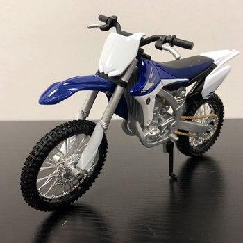 5pcs/lot Wholesale MAISTO 1/12 Scale Motorbike Model Toys JAPAN YAMAHA YZ450F Motocross Diecast Metal Motorcycle Model Toy