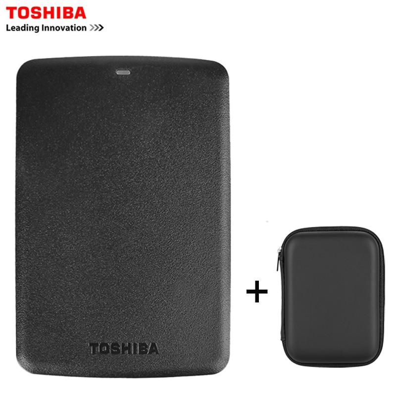 Toshiba Canvio Basics Portable 1TB 2TB HDD External Hard