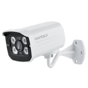 Image 2 - USAFEQLO H.264 + 2MP Bullet 1080P IP מצלמה חיצוני IR 30m HD אבטחה עמיד למים ראיית לילה P2P CCTV IP מצלמת ONVIF IR לחתוך XMEye