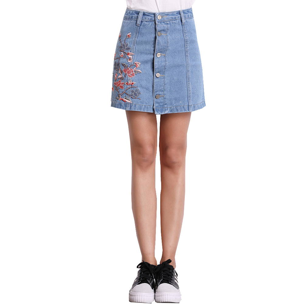 Online Get Cheap Orange Denim Skirt -Aliexpress.com | Alibaba Group