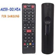New AK59-00145A For Samsung TV Blu-Ray DVD Player Remote Control TV Remote HUB BD-P2550 BD-E5700 BD-E5900 BD-EM57 notebook pc internal 9 5mm sata blu ray writer for matshita bd mlt uj272 uj 272 super multi 6x 3d bd re bd r dl blue ray burner