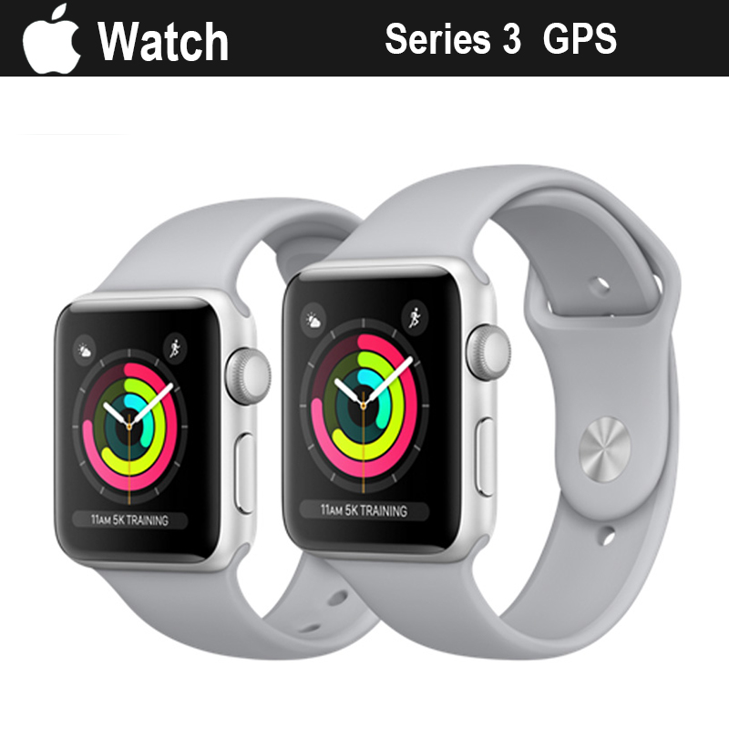 Apple Watch Series 3 Smart watch GPS Sport Heart Tracker