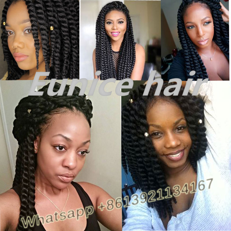 Crochet Goddess Braids : ... Hair Havana Mambo Twist Crochet Braids, Synthetic Crochet Box Braids