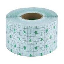 2 pz/lotto Medica Trasparente Nastro Adesivo Da Bagno Impermeabile anti allergico Medicinali membrana in pu Medicazione della Ferita del Nastro di Fissaggio