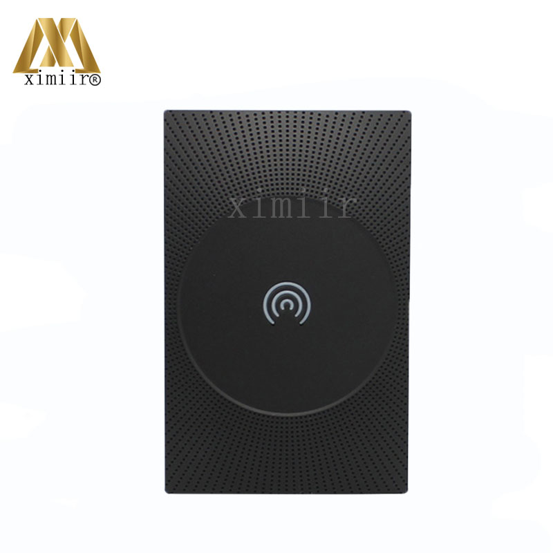 New Arrival K600M MF Card Reader 13.56mhz IC Card Reader Wiegand34 For Access Control System IP65 Waterproof Card Reader rfid ic reader ip65 waterproof black color mf card reader for door access control system weigand34 13 56mhz sm kr201 min 5pcs