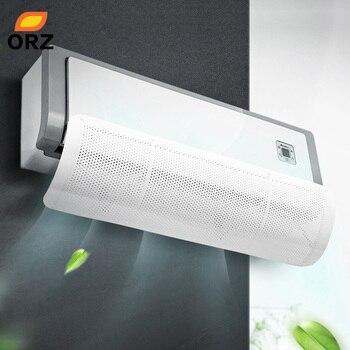 ORZ Deflector de Vento De Ar Condicionado Em Casa Ventosa Ajustável Ferramentas De Ar Condicionado de Ar Defletor Escudo Acessórios de Escritório Em Casa