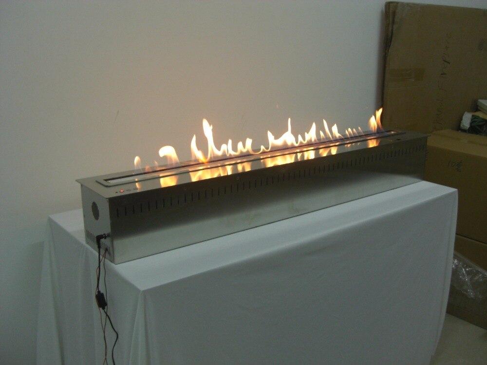Bio Ethanol Brenner on sale 48 inch bio ethanol burner with remote modern
