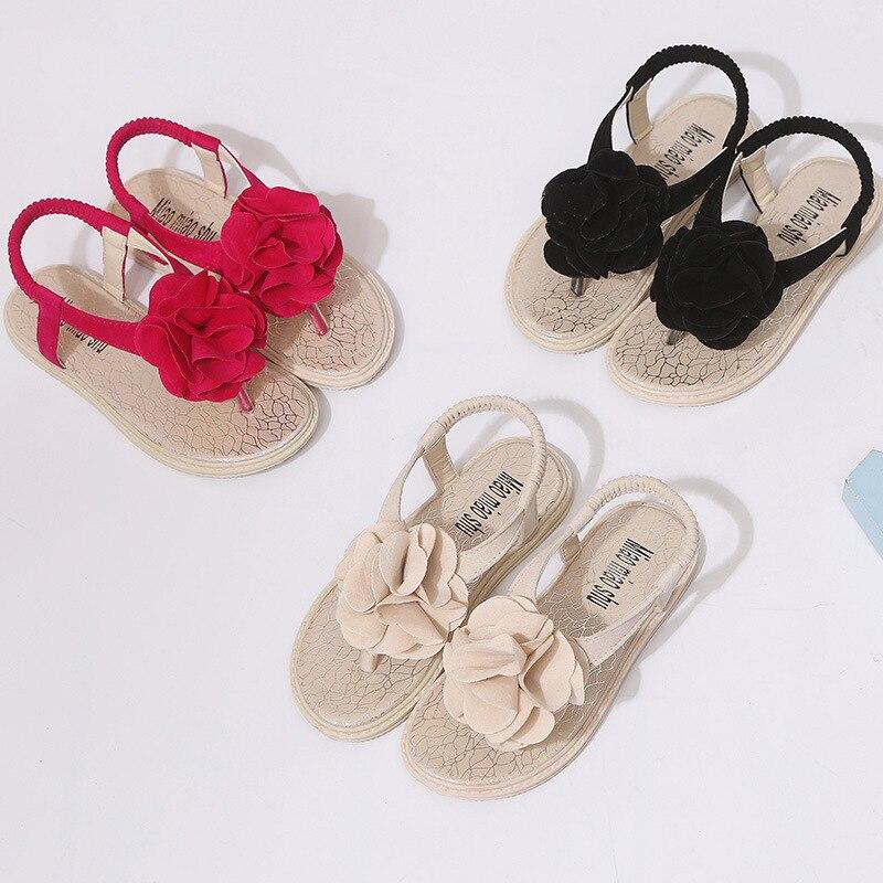 Schoenen kinderen meisjes 2016 zomer nieuwe mode kinderen sandalen - Kinderschoenen - Foto 4