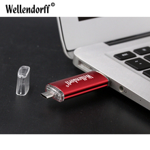 USB Flash Drive Pen Drive 4GB 8GB 16GB 32GB 64GB Memory Stick For Mobile Phone/PC