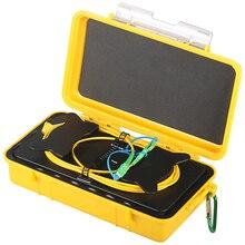 Волоконно-оптический OTDR пусковой кабель один режим LC/APC-SC/APC OTDR Dead Zone Eliminator волоконные кольца