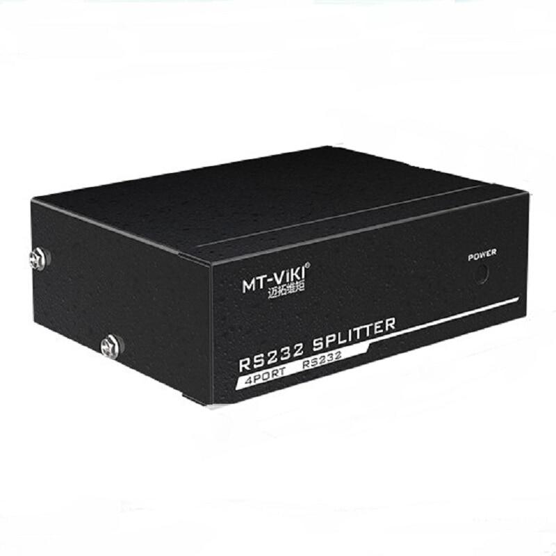 MT ビッキー RS232 スプリッタ 4 ポートで DB9 シリアルスプリッタ 1 4 アウトサポート双方向伝送シリアルアダプタ MT RS104  グループ上の パソコン & オフィス からの パソコン ケーブル & コネクタ の中 2