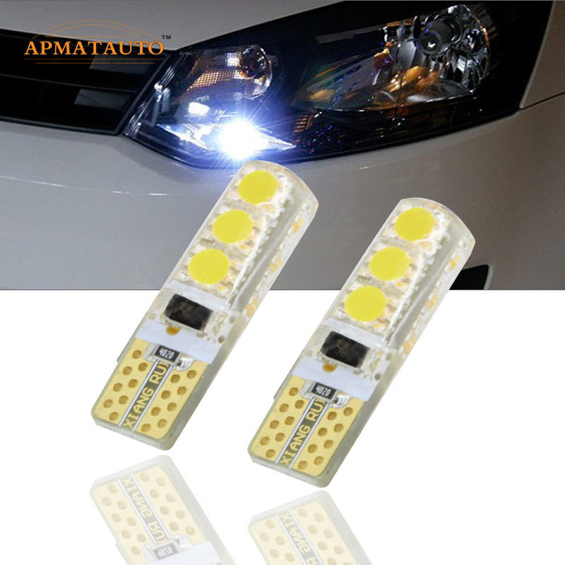 Pair No Error 12V LED Clearance Light Marker Lamp Bulb Canbus  For  VW Volkswagen CC R36 Touran Tiguan Scirocco Golf GTI Sagitar