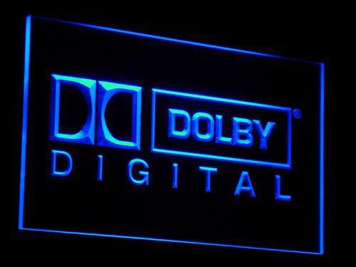 c034 Dolby Digital LED Neon Sign