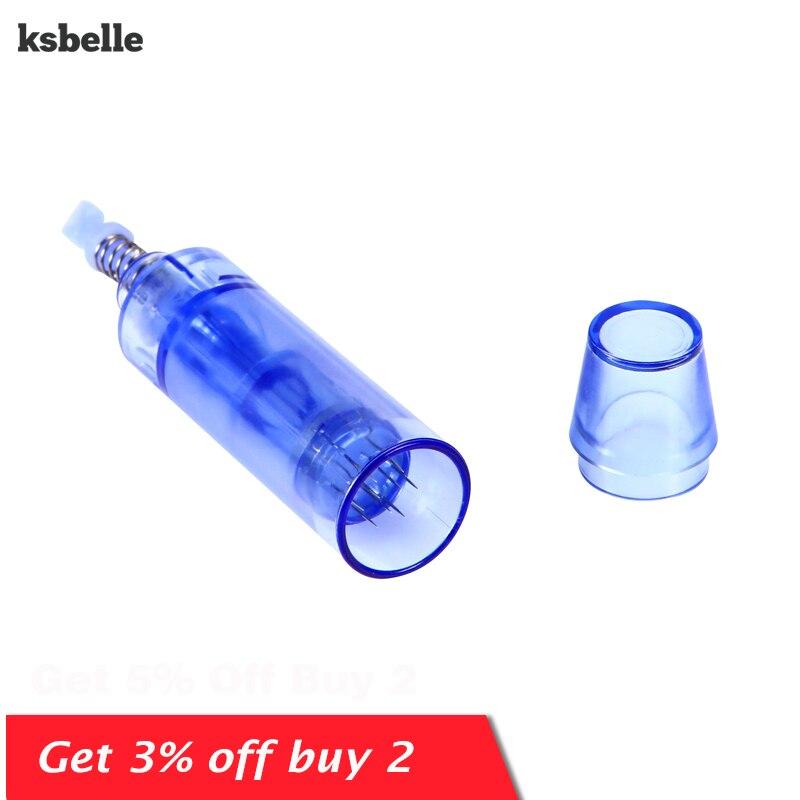 50 шт. иголка для кожи замены картриджей иголка для кожи советы для A6 Dr ручка акне удалить против морщин