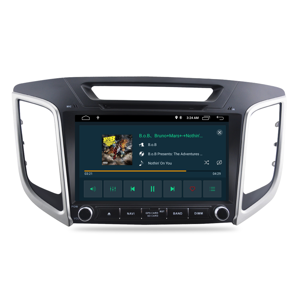 """Image 4 - Android 9.1 Car Stereo For Hyundai ix25 Creta 2014 2018 Car DVD Player 9"""" IPS Screen 2 Din Video GPS Navigation Radio Multimedia-in Car Multimedia Player from Automobiles & Motorcycles"""