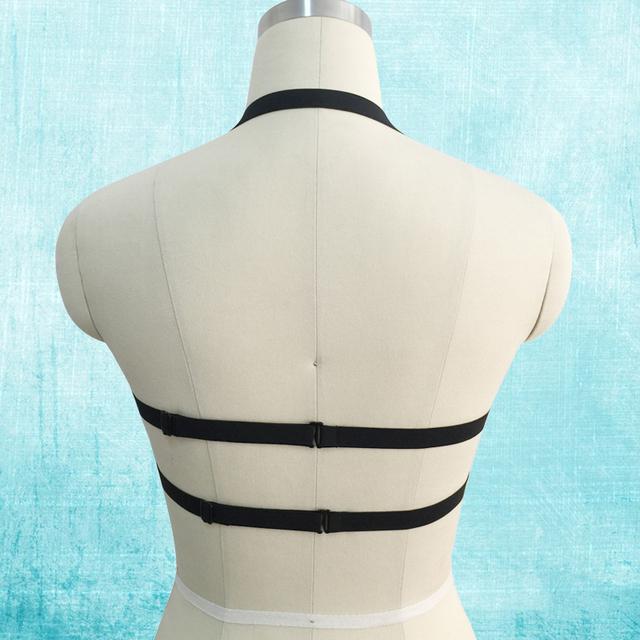 Pentagram Harness Belt
