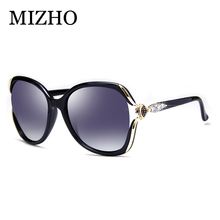 MIZHO BRAND DESIGN Ultralight Butterfly Luxury Polarized Sunglasses Women Fashion UV400 Male Outdoor Eyewear sports Goggles