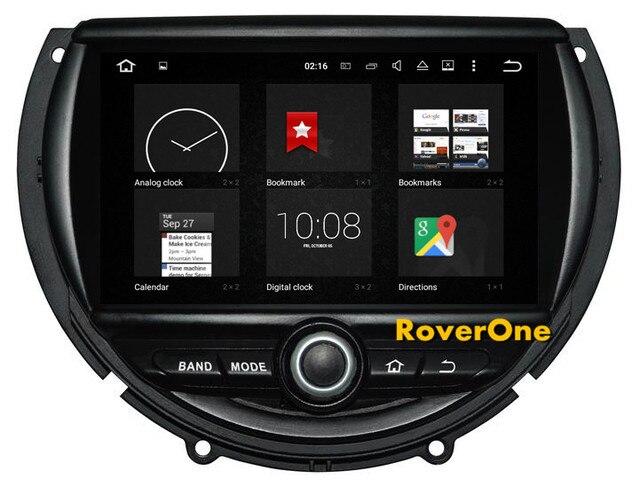 Android 71 Car Multimedia For Mini Cooper 2014 2015 2016 Autoradio