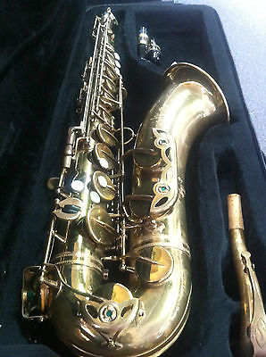 Serial number location saxophone Conn Loyalist