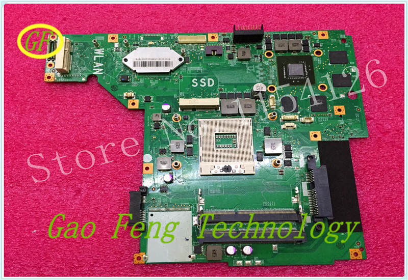 bilder für Großhandel Laptop Motherboard Für MSI GE70 MS-17561 DDR3 NON-INTEGRIERTE N13E-GE-A2 Motherboard 100% Getestet