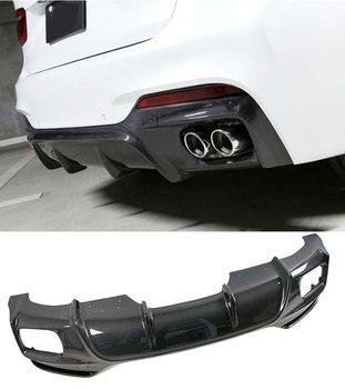 Z włókna węglowego tylny spojler pasuje do BMW F16 X6 M-Sport