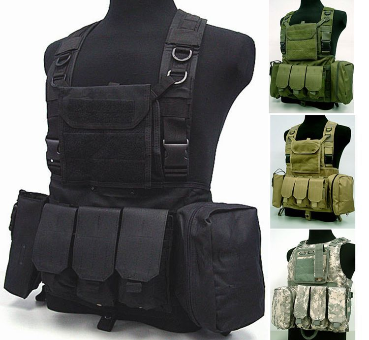 Military Tactical Vest Field Tactical Vest Black / Khaki / Army Green Tactical Vest helmet hornbills law enforcement tactical swat vest army fans outdoor vest game vest cs field vest