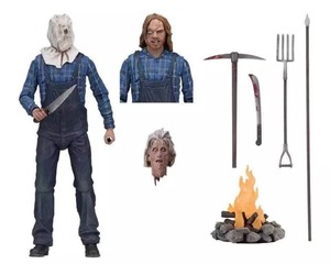Image 2 - 18cm NECA Friday the 13th Part 2 Jason Voorhees PVC Action Figure Collectible Model Toy for Christmas Gift