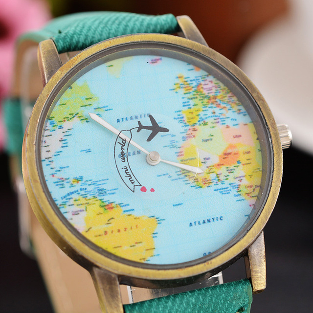 Martier & Sons Casual Wrist Watches – Traveler's edition