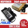 MDPOWER For ASUS ASUS 19V 3.95A laptop power ac adapter charger cord