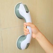 Bathroom Suction Cup Handle Grab Bar for elderly Safety Bath Shower Tub Bathroom Shower Grab Handle Rail Grip Safety Handrails стоимость