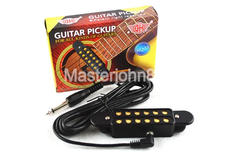 KQ-33 ակուստիկ կիթառի պիկապի - Երաժշտական գործիքներ - Լուսանկար 1