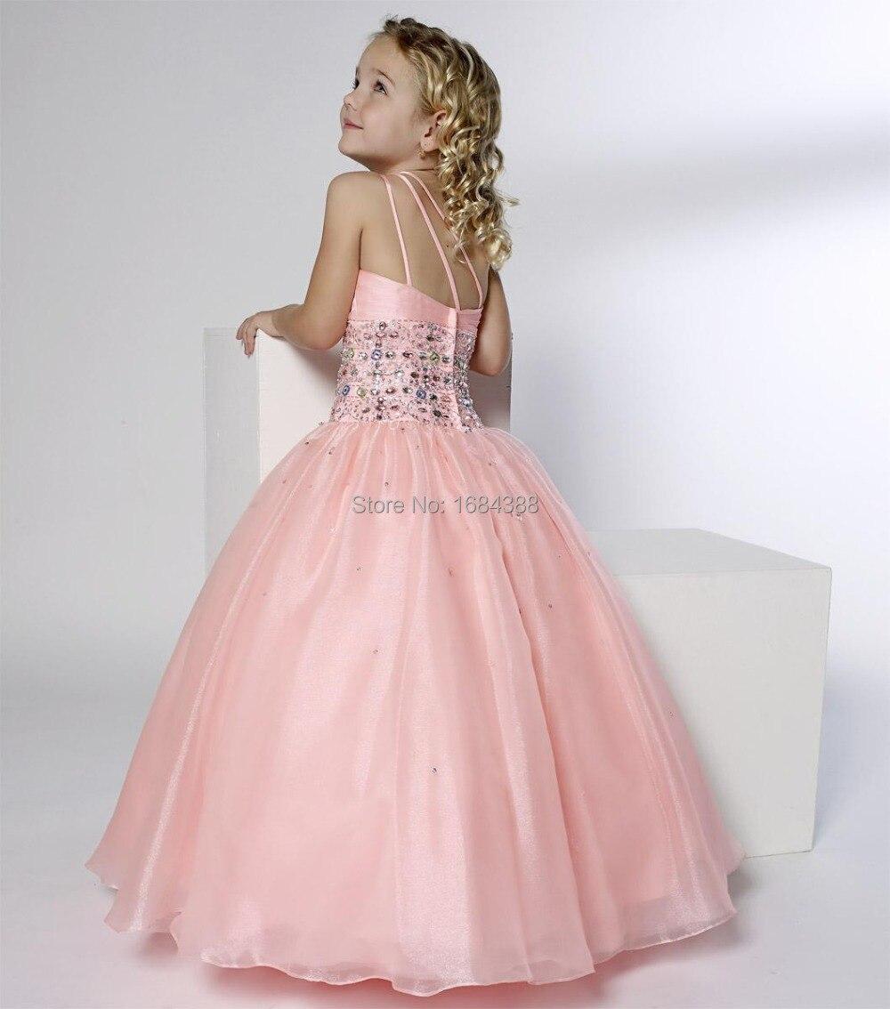 Magnífico Vestido De Color Rosa Para La Boda Imágenes - Colección de ...