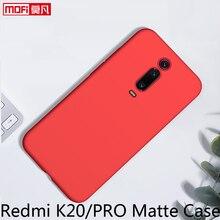 Xiaomi Redmi K20 Pro case cover soft back silicone slim coque matte ultra thin Business