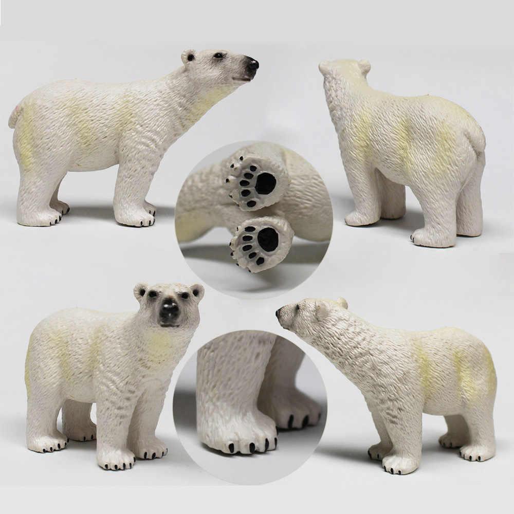 Simulação Da Vida Selvagem/Zoo/Fazenda Animal Dinossauro Modelo Figura Toy Kids Colecionáveis