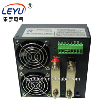 PFC function power New products High efficiency  SMPS SCN-600-24  24V 25A  switching power supply