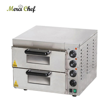 Double Layer Pizza Oven Professional Baking Machine Roast Steak Chicken Cake Bread EU/US/UK/AU Plug
