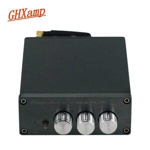 Image 1 - TPA3116 100 Вт * 2 Bluetooth цифровой усилитель, аудиомашина, автомобильный домашний кинотеатр с преусилителем, тоновый твитер, регулировка басов, DC24V