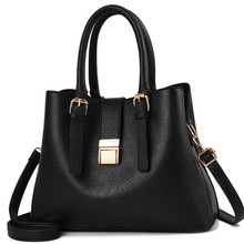 Fashion Shoulder Bag Women 2019 Designer Vintage Handbags Leather Women Tote Casual Bags Messenger Hand Bag for Women недорого