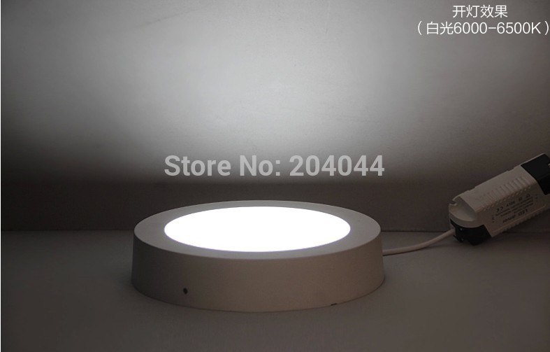 2017 Promotion Luces Led Free Shipping 6pcs lot Epistar surface Mounted Down Lights advantage Products high Quality Light in Downlights from Lights Lighting