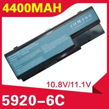 ApexWay-Batería de ordenador portátil para Acer Aspire 5520 5520G 5530 5710 5715Z...