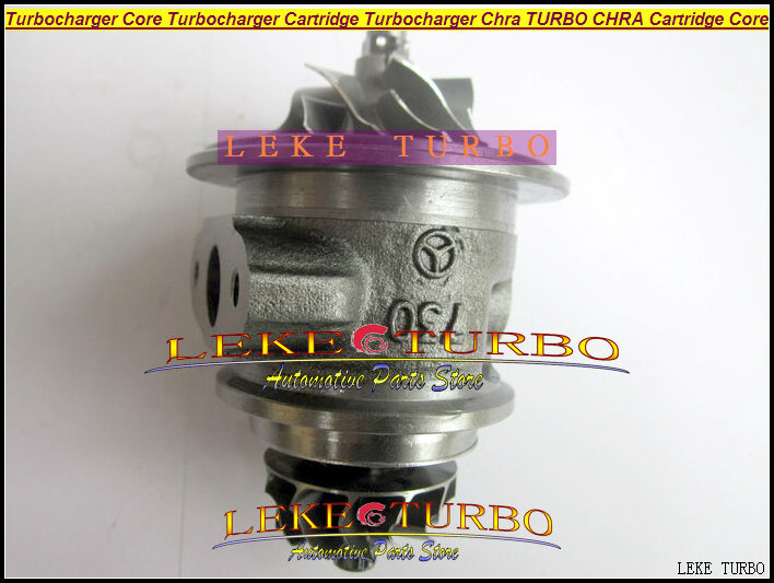 Turbo Cartridge CHRA TD03 49131-05210 Turbocharger For Ford C-MAX Fiesta 6 HHJA 1.6L Jumper For Peugeot Boxer 3 4HV PSA 2.2L HDI turbo cartridge chra core gt1544v 753420 740821 750030 750030 0002 for peugeot 206 207 307 407 for citroen c4 c5 dv4t 1 6l hdi