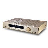 DT2000 Digital Audio Amplifier Bluetooth 350W 5.1 Channel USB MIC Interface Karaoke AMP